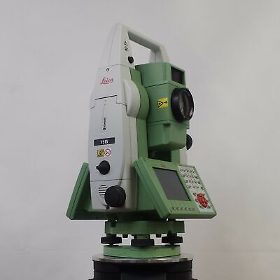Leica Ts15 A 2 R400 Total Station