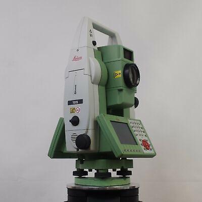 Leica Ts15 A 2 R400 Total Station