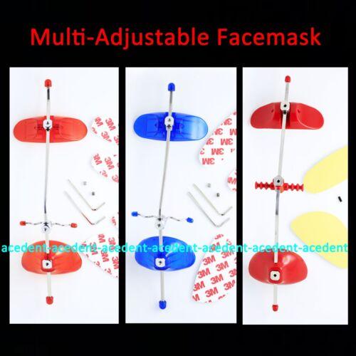 Adjustable Face Mask Orthodontic REVERSE PULL HEADGEAR for Class III Elastics