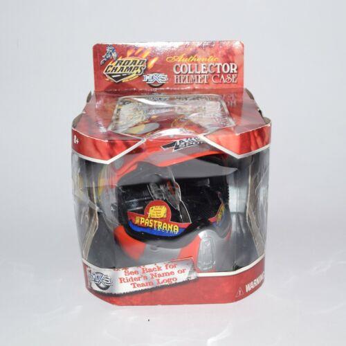 Unopened Road Champs Travis Pastrana Motocross Collector Helmet Case
