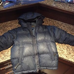 Gap size 6-7 puff winter coat
