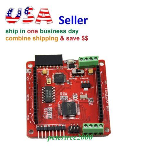 Full Color Rainbow Colorduino 8x8 Matrix RGB LED Screen Driver Shield Arduino
