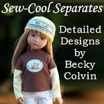Colvin Jeans and Sew-Cool Separates
