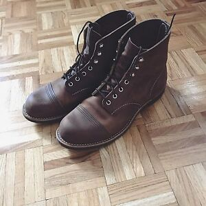 Bottes Red Wing Iron Ranger taille 10