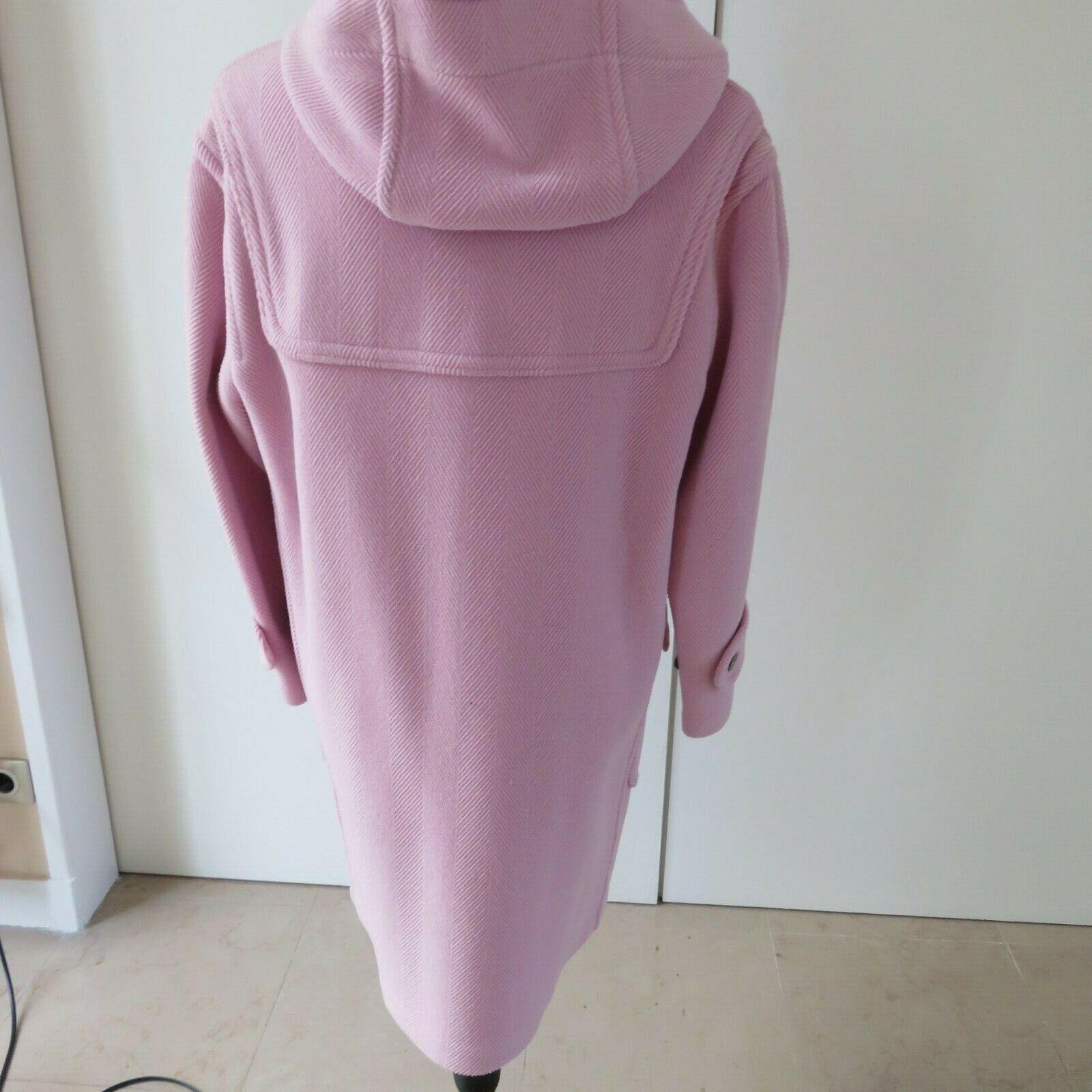 Magnifique duffle coat anglais cloverall rose t38 jamais porté