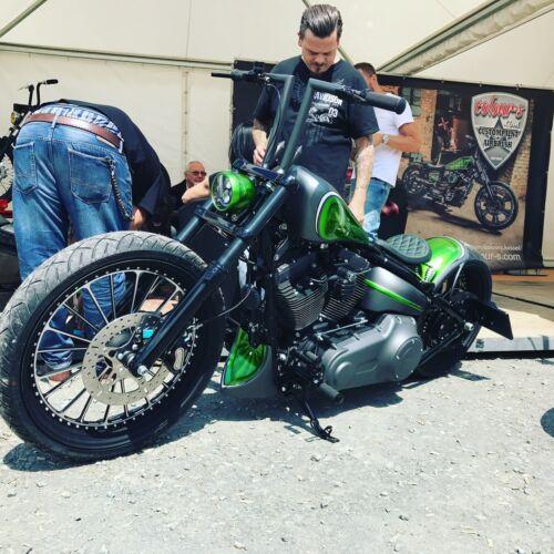 Harley Davidson Breakout Custom Custombike Bobber Chopper Thunderbike
