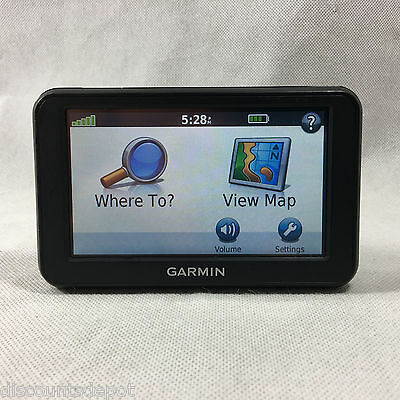 Garmin Nuvi 40 Car Automotive Auto Gps Navigation Unit 2012 North America Maps
