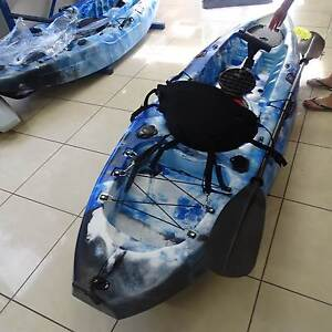 SINGLE FISHING KAYAK Port Adelaide Port Adelaide Area Preview