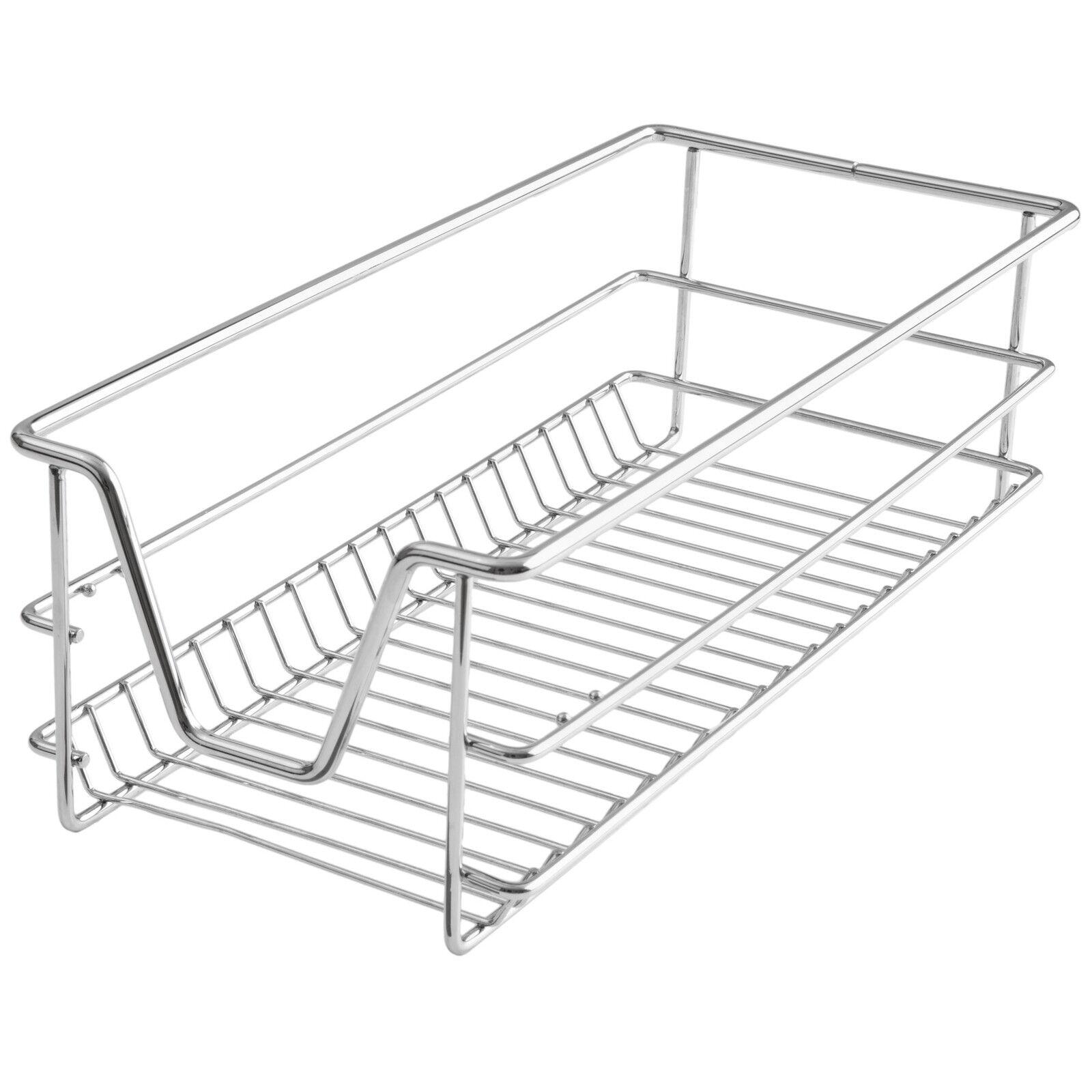 panier de rangement coulissant cuisine meuble pour placard tag re tiroir 30 cm eur 27 90. Black Bedroom Furniture Sets. Home Design Ideas
