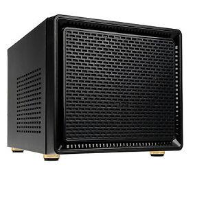 Ultra Fast AMD 4.2 Quad Core 16GB 120GB SSD R7 USB3 Gaming PC Home Computer Cube