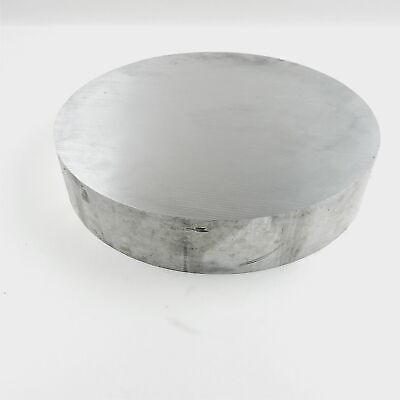 14.5 Diameter 6061 Solid Aluminum Round Bar 2.25 Long Lathe Stock Sku 199562