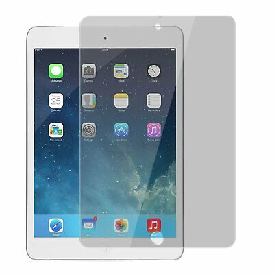 Privacy Anti-Spy Tempered Glass Screen Protector Guard For iPad Mini 4 / Mini 5 Computers/Tablets & Networking