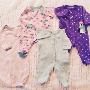 Lots de vêtements de bébé (non vendu à l'unité) - 3M/6M