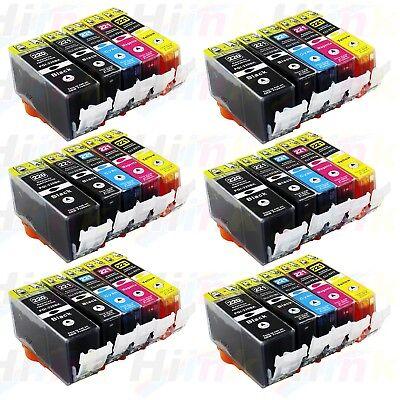 Cli Canon Printer Ink - 30PK PGI-220 CLI221 Ink for Canon Printer Pixma MX860 MX870 MP560 Printers