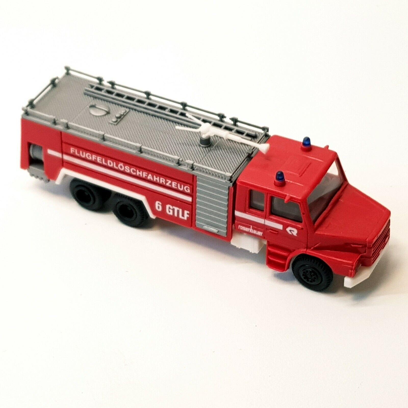 GTLF Material Gus D462 Feuerwehr Aufbau ZLF Hersteller unbekannt 1:87