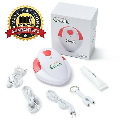Home Fetal Doppler Monitor Listen To Your Babys Heartbeat Perfect Shower Gifts