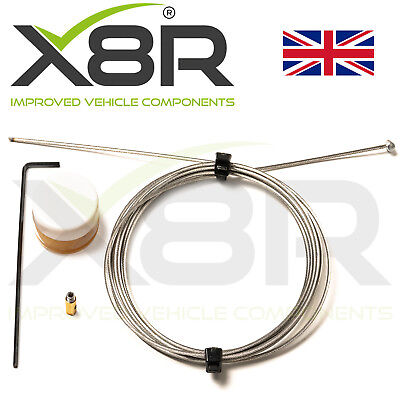 Ford Mk4 Mondeo Galaxy S max Broken Snapped Bonnet Release Cable Fix Repair Kit