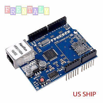 Ethernet Shield Lan W5100 For Arduino Board Uno R3 Atmega 328 Mega 1280 2560