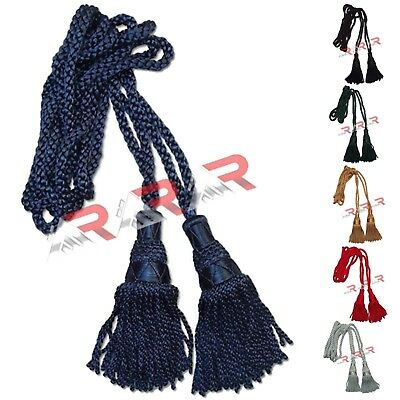 100% Quality Tc Great Highland Bagpipes Drone Silk Cord/scottish Bagpipe Silk Cord/silk Cord Bagpipes Wind & Woodwind