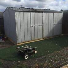 3.7 x 3 meter garden shed Wyndham Vale Wyndham Area Preview