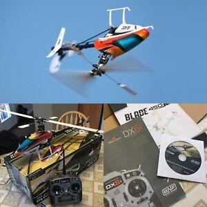 Hélicoptère RC Blade 450 3D