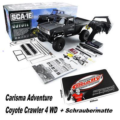 Carisma Adventure CA-77768 SCA-1E 1:10 Coyote RTR WB 285mm + Schraubermatte