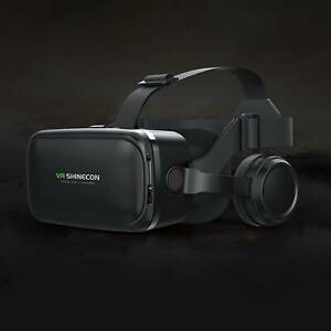 360° VR Headset Virtual Reality 3D Glasses Goggles Mobile Phone + Remote Control