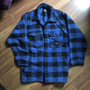 Wool Lumber Jack Jacket