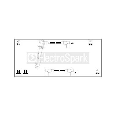 Genuine ElectroSpark Ignition Cable Kit - OEK428