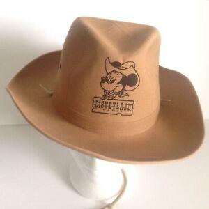 Chapeau de cowboy Disneyland Paris