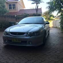 2004 Holden Ute, VY II, Storm Caringbah Sutherland Area Preview