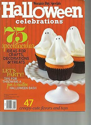 Halloween Ideas For Womens (WOMAN'S DAY SPECIALS, 2012  ( HALLOWEEN CELEBRATIONS ) 75 SPOOKTACULAR IDEAS)