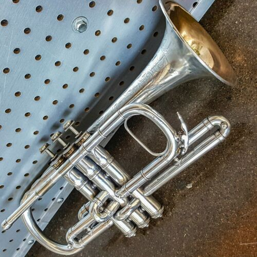 1905 Conn Perfected Conn-Queror Cornet, Serviced & Ready