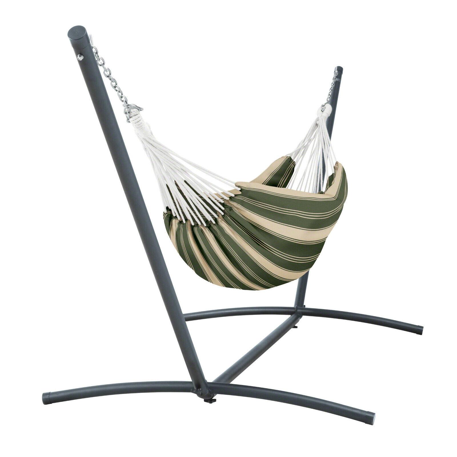 brazillian hammock w steel stand montlake multiple