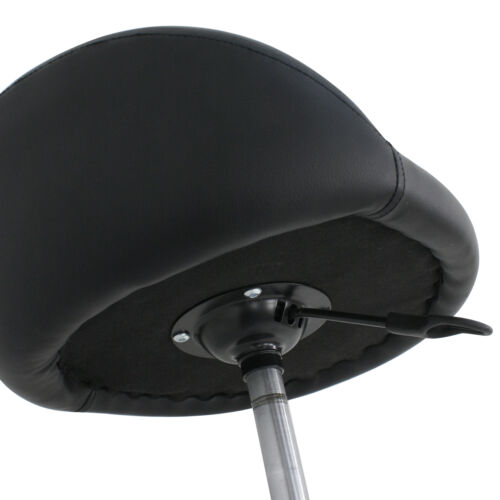 4PCS Adjustable Hydraulic Stool Facial Salon Massage Spa Swivel Rolling Chair Health & Beauty