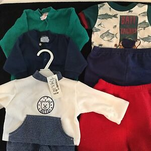 Boys 'Size 0-12 months' Clothes & Sleepers!!