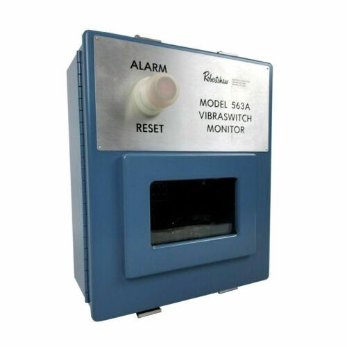 Robertshaw 563A Vibraswitch Electronic Vibration Monitor Unit