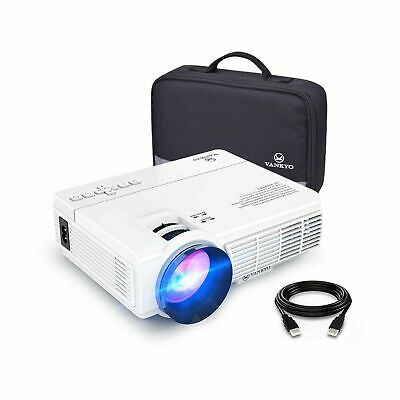 VANKYO LEISURE 3 Mini Projector, Full HD 1080P and 170'' Display Supported, 2...
