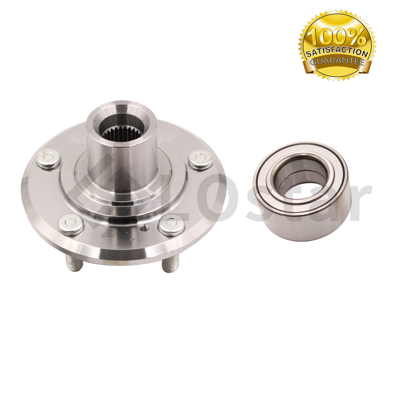 Front Wheel Hub & Bearing Set HONDA PILOT 2003-2004