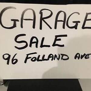 HUGE GARAGE SALE SUNDAY 26th 9-5.30 Northgate Port Adelaide Area Preview