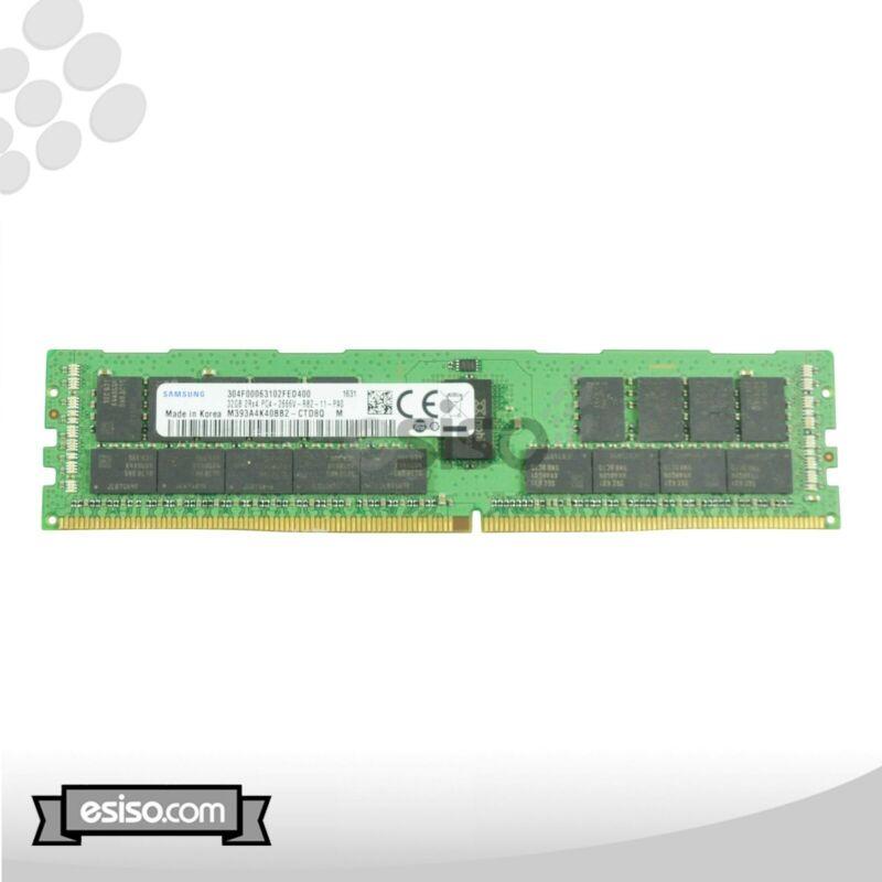 M393A4K40BB2-CTD SAMSUNG 32GB 2RX4 PC4-2666V-R MEMORY MODULE (1x32GB)