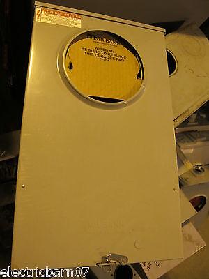 Milbank Meter Socket Instrument Transformer Rated Meter Socket Wtest Switch