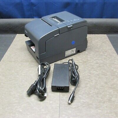 Epson Tm-h6000iv Pos Thermal Receipt Printer M253a W Pwr Supply Qty Available