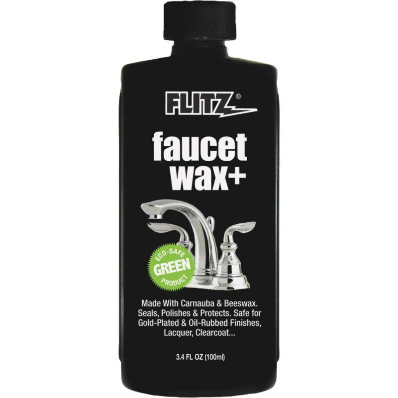 Flitz Faucet Wax Metal Polish