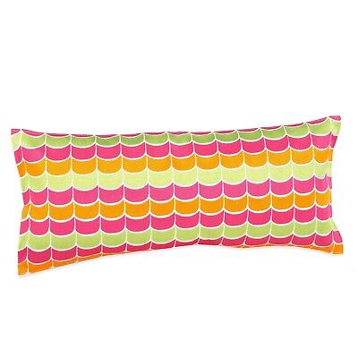 "Trina Turk® Trellis Wave Oblong Decorative Toss Pillow Sz 9"" x 20"" NWT"