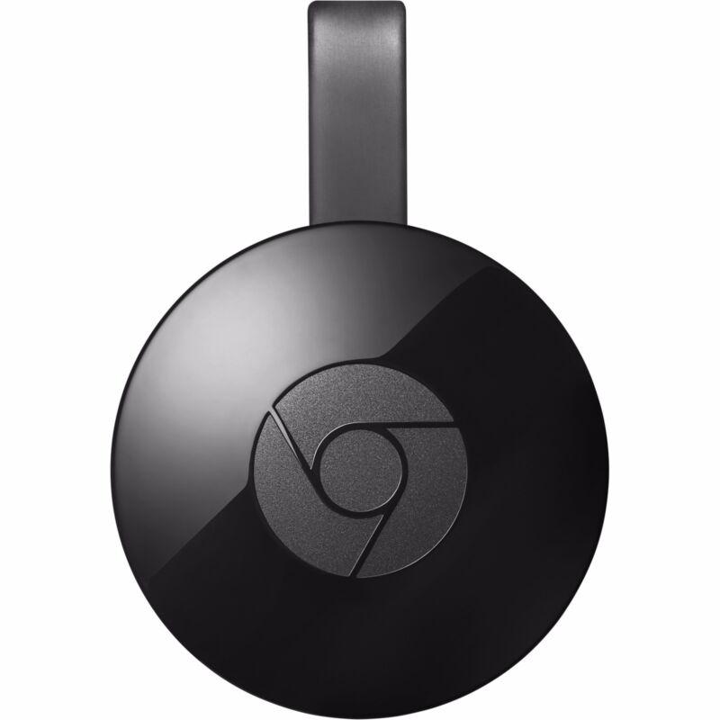 Google Chromecast Black NC2-6A5