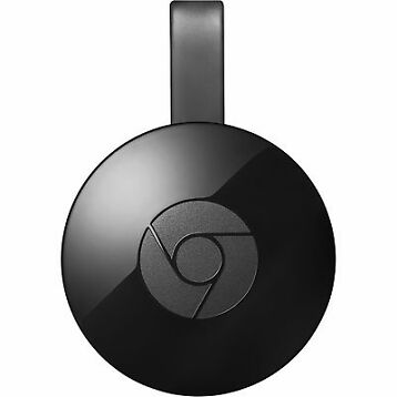 Google Chromecast - Wireless Media Streaming (Latest Model)