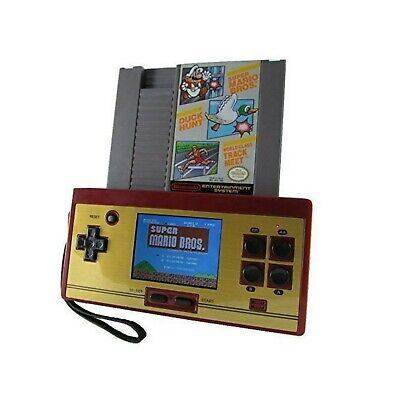 Best Classic Pocket Video Game Handheld Portable Console Play 72pin NES