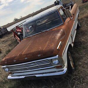 1968 Ford 1/2 ton
