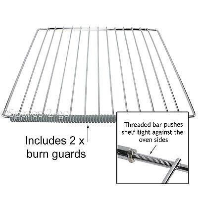 BOSCH Adjustable Oven Cooker Grill  Shelf With Locking Nut Design & Burn -